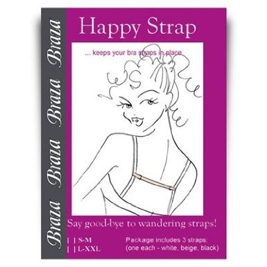 Happystraps set med 3
