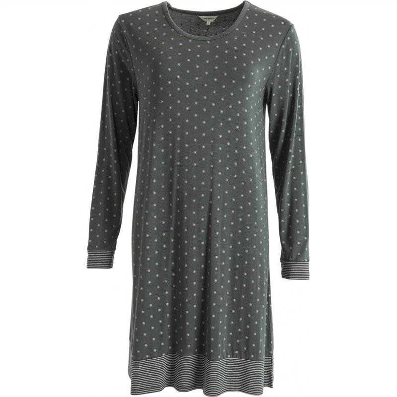 80-1004 - 274 Grey-Rose Dots - Extra 2