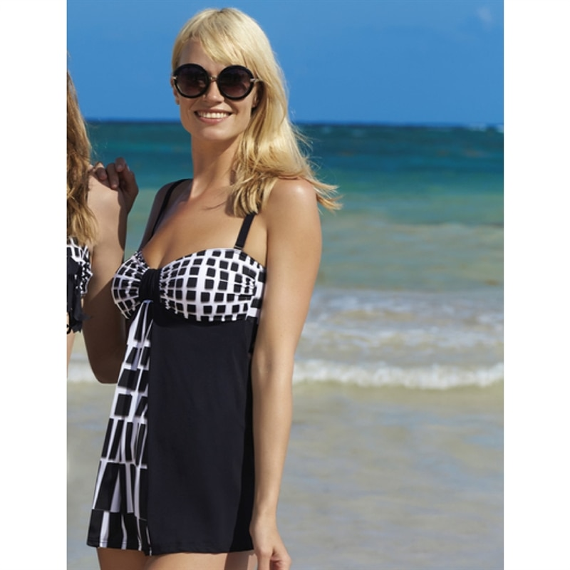 City Inka Tankini-set