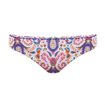 Freya swim 2019 indio rio bikini brief white paisley pattern festival  colors AS6643PIY 4 3655ee3af6570